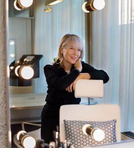 Ciao, sono Susanna Feriotti, titolare del Salone Donna Più